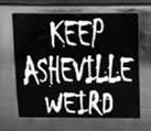 Keep Ashville Weird