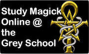 Study Magick Online @ the Grey School.