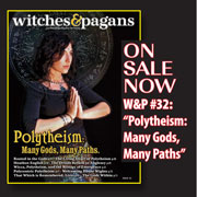 Witches and Pagans magazine