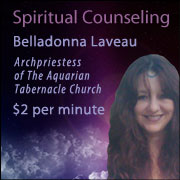 Belladona Laveau Spiritual Counseling