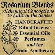 Rosarium Blends Incense & Perfumes