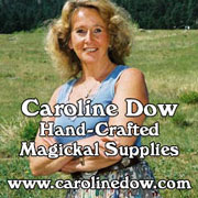 Caroline Dow Magickal Supplies.