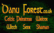 Danu Forest, Celtic Priestess