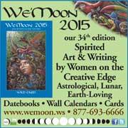 WeMoon 2015 Calendars