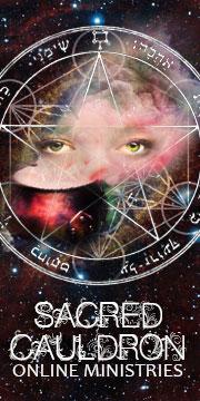 Sacred Cauldron Online Ministries