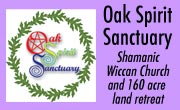 Shamanic Wiccan Retreat