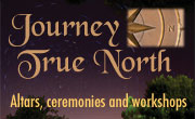 Workshops, altars and ceremonies