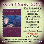 WeMoon Calendar for 2017