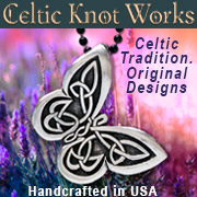 Handcrafted Celtic Knot Works Original Designs