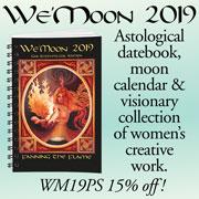 WeMoon Calendar for 2019