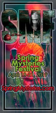 Spring Mysteries Festival