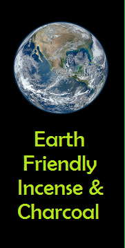 Earth Friendly Incence