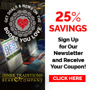 25% Savings from Inner Traditions