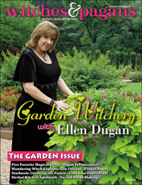 Witches & Pagans #21 - The Garden Issue