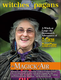 Witches & Pagans #25 - The Magick of Air