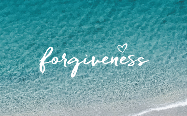 Ruminations on the Soul: Forgiveness