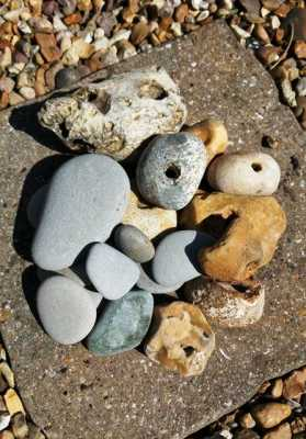 There's magic in stones...