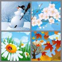 Energy of the seasons