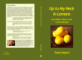 Lemons are Lucious when Sweetened