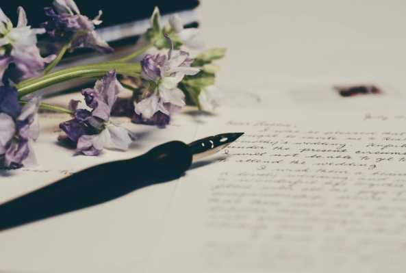 An Enchanted Love Letter