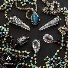 Jewelry Magic: Crystal Amulets to Protect Yourself