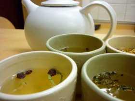 Tea and Incantation