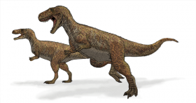 Megalosaurus: The Door to New Worlds
