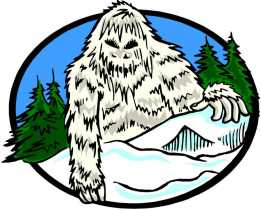 YETI (ABOMINABLE SNOWMAN): Reflections on the Sacred