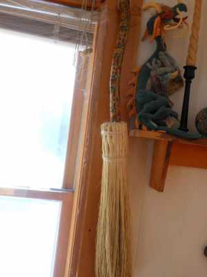 Broom Magick for Spring Cleaning