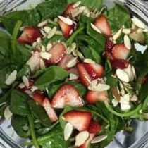 Everyday Food Magick: A Magickal Spring Salad