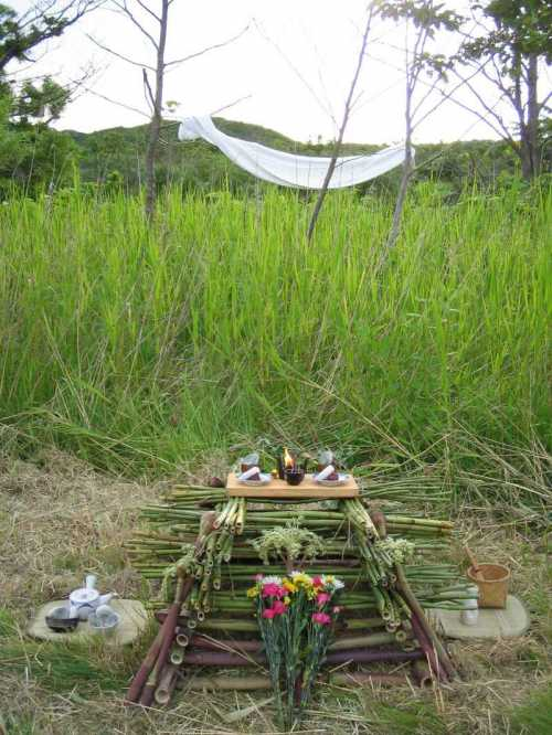 Skira Altar 2007, by B. T. Newberg