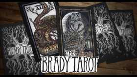 The Brady Tarot: Natural History Meets The Esoteric