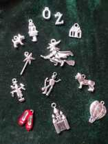 Yellow Brick Road to Awakening Spread - Symbols from the Wizard of Oz