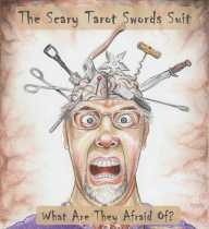 The Scary Tarot Swords Suit - What Are They Afraid Of?