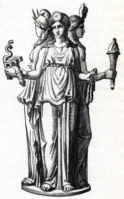 Hecate's Call: The Sorrow of the Mother