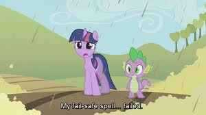 What Happens when your magic fails?