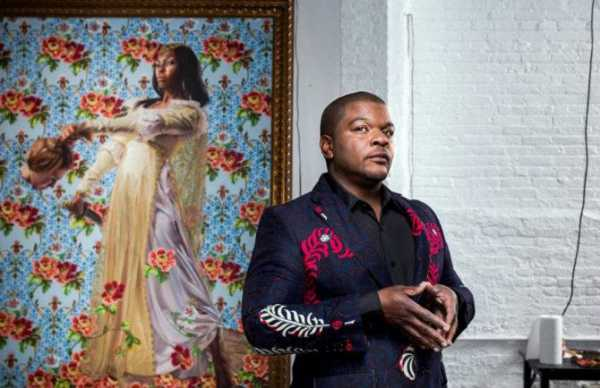 Kehinde Wiley, Barack Obama, Art History, Race, and Gender