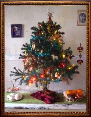 A Very Magical Christmas Tree