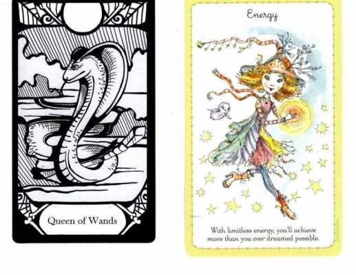 Witchlings, Tarot and Snakes? Oh my!