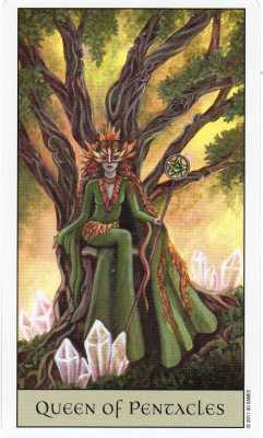 What Queens Eat: Mabon Tarot Blog Hop 2016