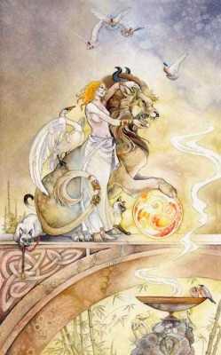 Tarot And The New Moon