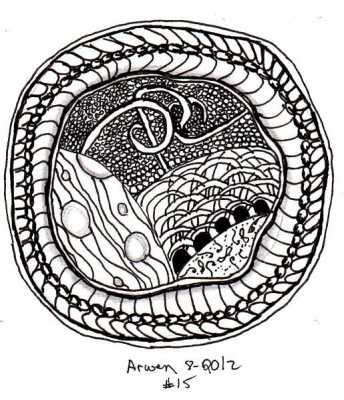 How Zentangle Made Me A Better Psychic