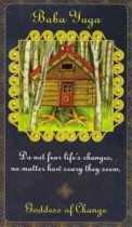 Weekly Goddess Inspiration: Baba Yaga