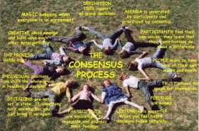 When Is Consensus Process Not Consensual?