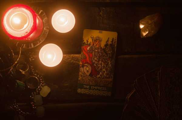 Tarot for the Ancestor Altar