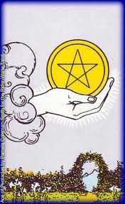Ace of Pentacles: A Shield Against Your Worst Enemy
