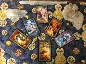 Tarot and #MeToo: Healing with the Cards