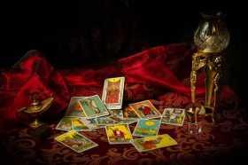A Musical Magickal Tarot Spell
