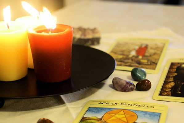 Divination and Magick Together