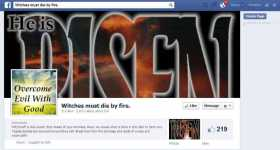 Update on FB anti-Pagan hate group